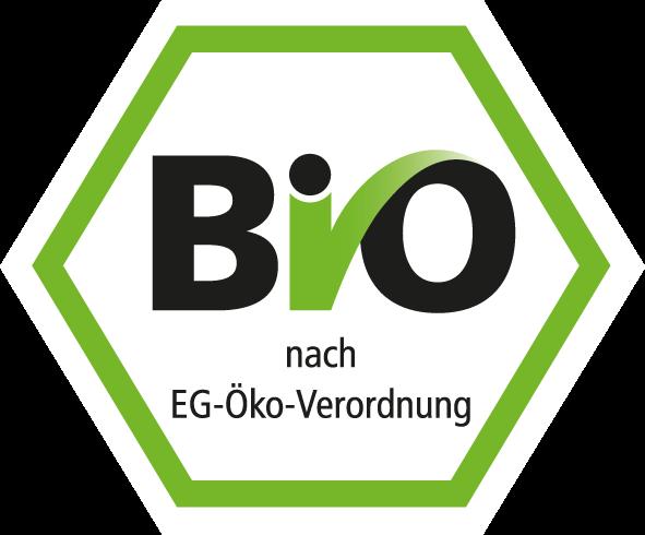 Das staatliche Bio Logo