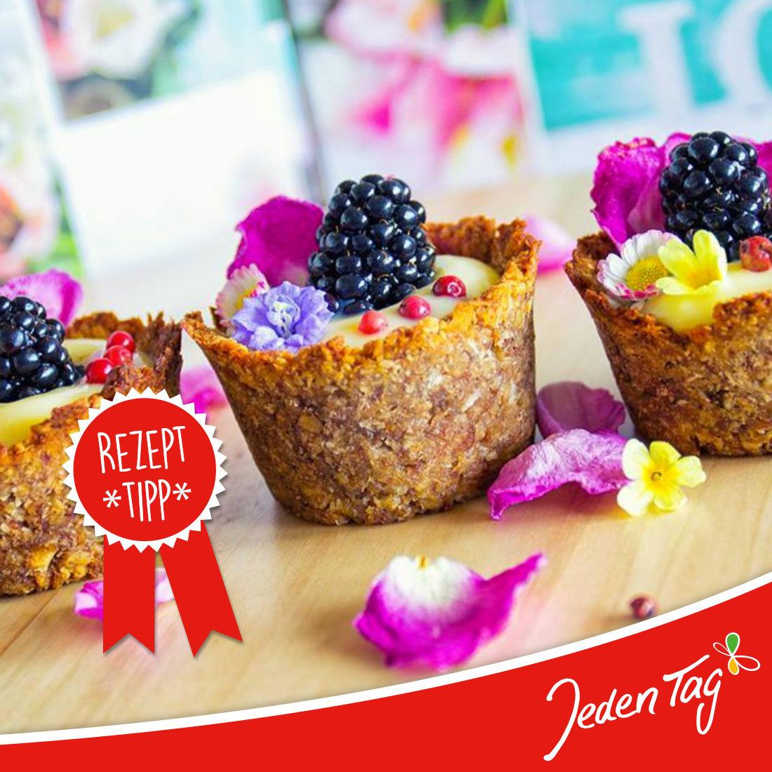 Jeden Tag Granola Muffin