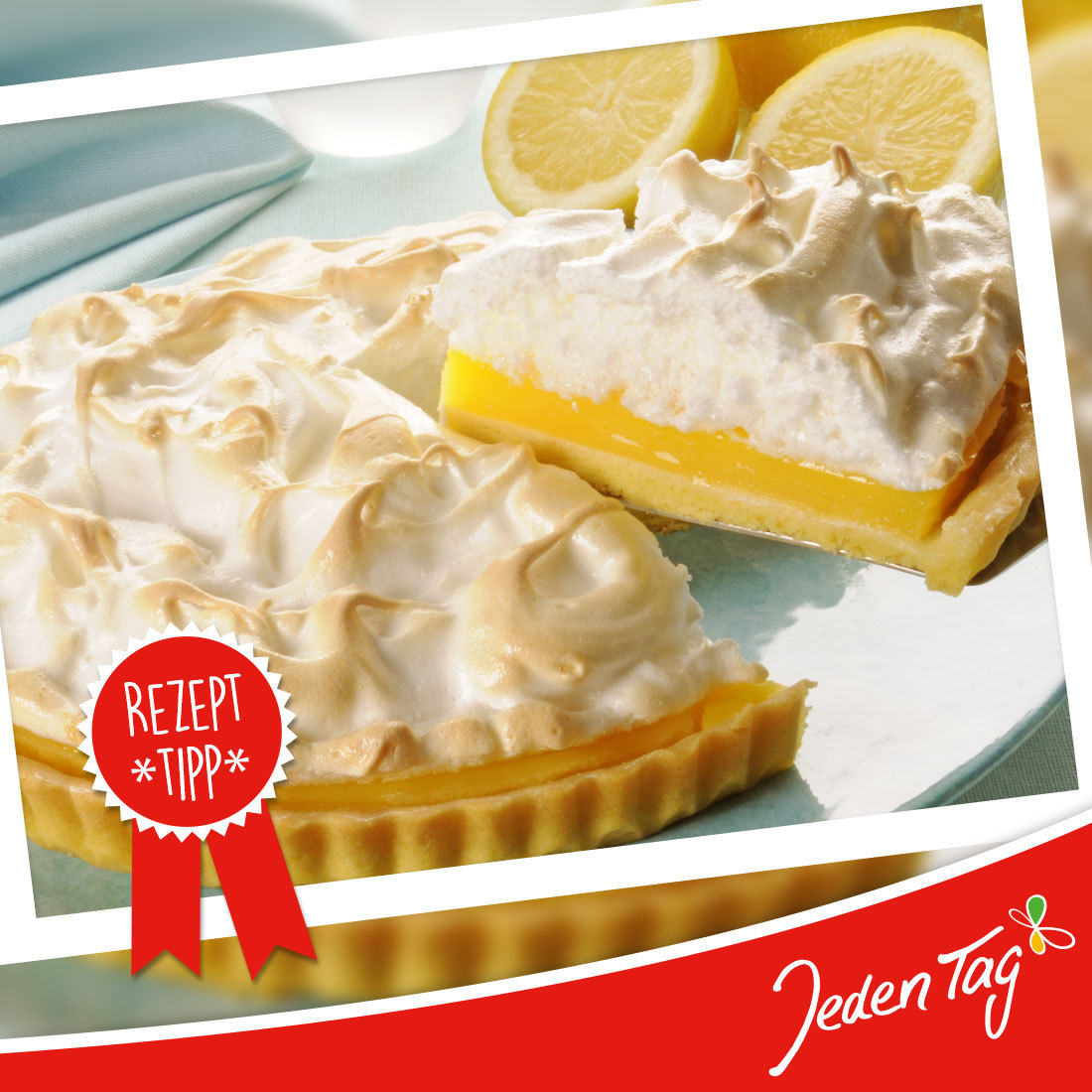Lemon Meringue Pie Rezept