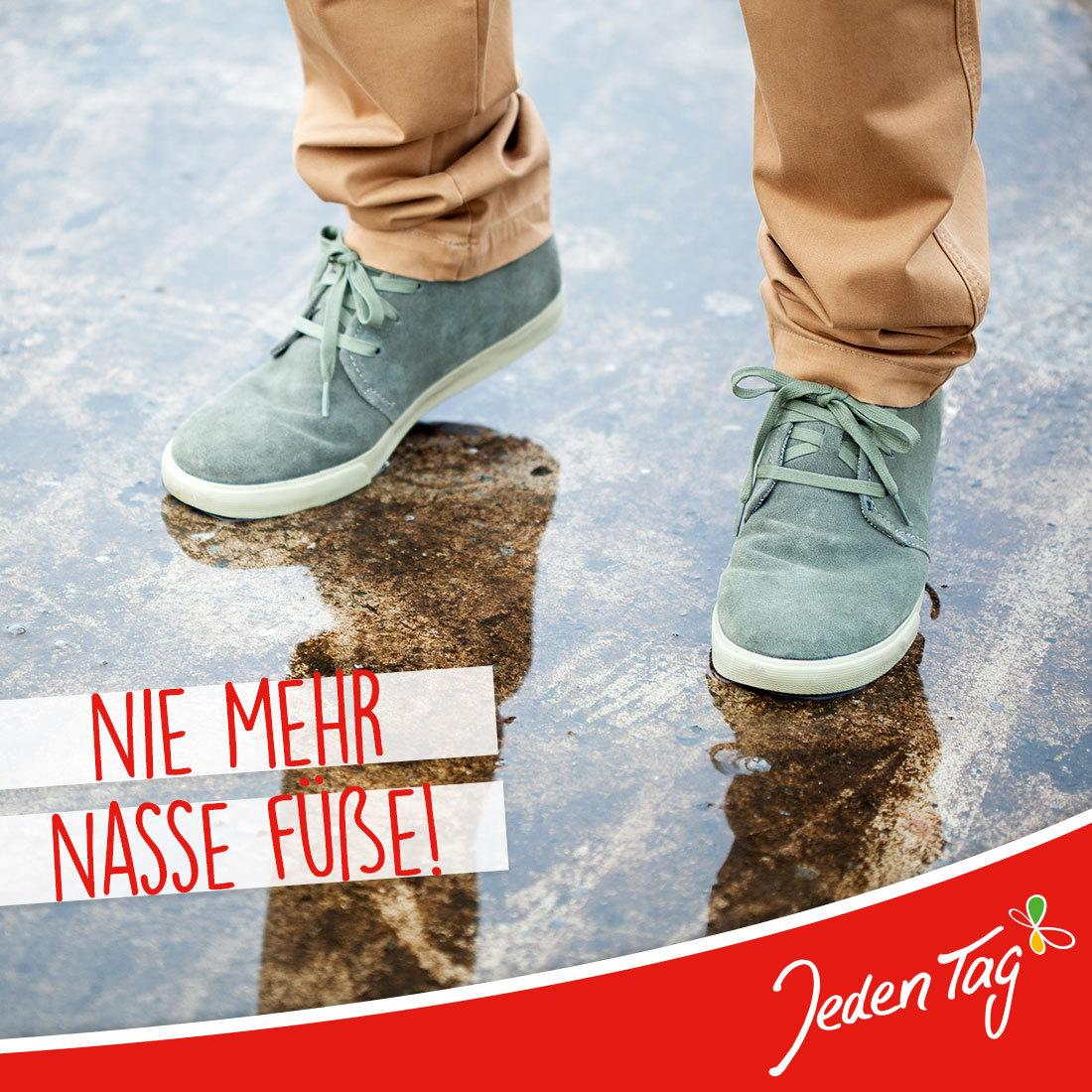 Schuhe wasserdicht machen