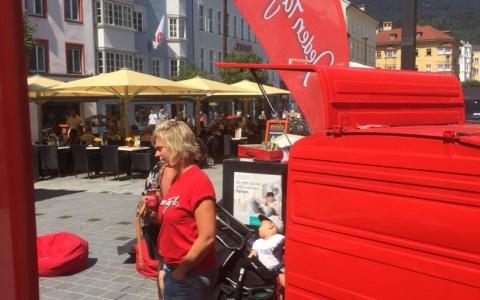 StadtLesen Facebook Gewinnspiel – Tourstopp Innsbruck