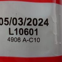 MHD/Chargennummer